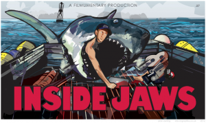 Peter Starling's Inside Jaws Poster